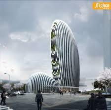 پاورپوینت الهام از طبیعت در سازه های معماری